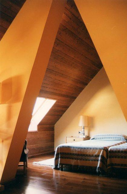 Interior habitació 2 Hosteria